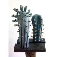 Damian_Ioan Popa_sculptura_Tubulariai_01_a
