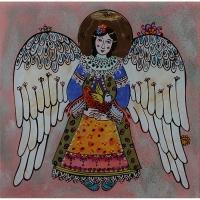 Mihaela_Avramescu_Popa_pictura_sticla_Inger_3_-06