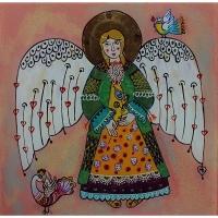 Mihaela_Avramescu_Popa_pictura_sticla_Inger_3_-07