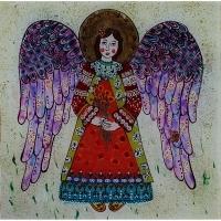 Mihaela_Avramescu_Popa_pictura_sticla_Inger_3_-09