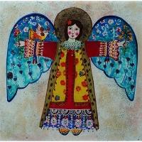 Mihaela_Avramescu_Popa_pictura_sticla_Inger_3_-10